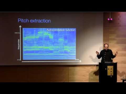 SoundTracer workshop: Olivier Lartillot