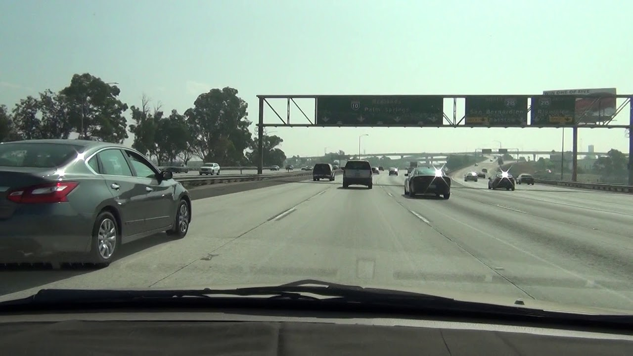 Los Angeles Ontario Ca Eastbound On I 10 To Phoenix Az Non