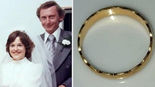 Woman Lost Wedding Ring Soon After Marriage, Years Later Realizes Husband's Plan