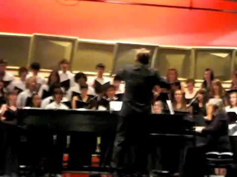 JDHS Concert Choir - Medley from Jekyll and Hyde