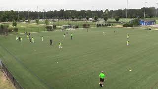 2019 August 24th - U13 Pre GDA vs NCFC Elite 07 B
