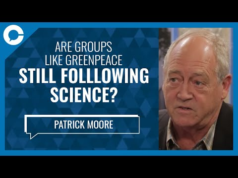 Climate Change, Ep. 1: Dr. Patrick Moore, GMOs & The Environment