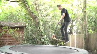 Trampoline Scooter - 2014