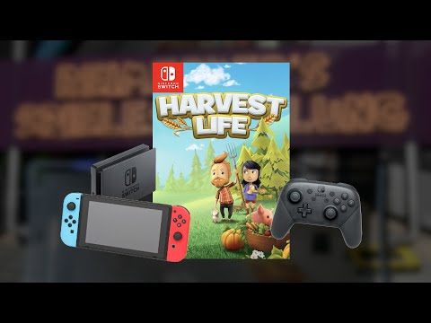 Gameplay : Harvest Life [Switch]