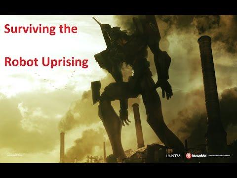 Surviving the Robot Uprising [Not Even Wrong, EPISODE 2]