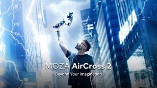 MOZA Air Cross 2 3 Axis Gimbal Stabilizer Camera GARANSI RESMI