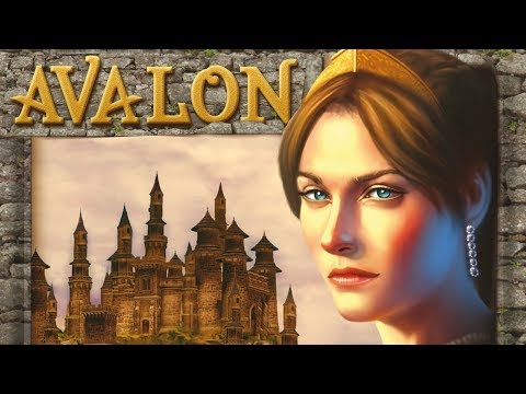 Let's Play Avalon - A Board game Play Through