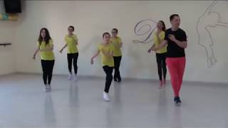 LA CINTURA - ballo di gruppo - Alvaro Soler