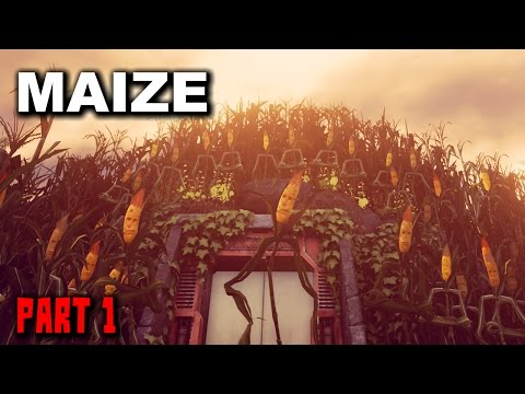 Maize Gameplay - Part 1 - Walkthrough (No Commentary)