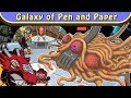 Galaxy of Pen and Paper (Critical Eye Review): Poisoning the Spaghetti