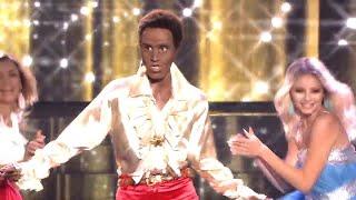 Your Face Sounds Familiar - Michalina Sosna as Afric Simone - Twoja Twarz Brzmi Znajomo