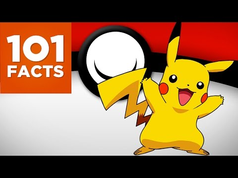 101 Facts About Pokemon