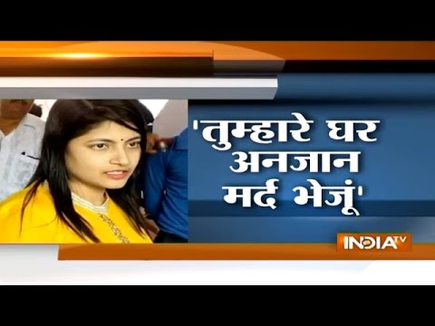 Audio of Bulandshahr DM B Chandrakala Scolding Journalist in Selfie Case Goes Viral