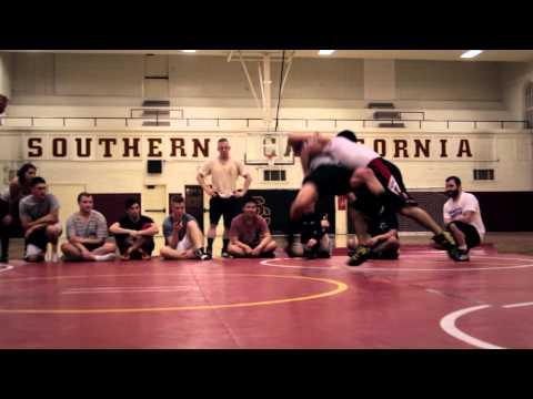 University of Southern California Wrestling 2013-2014