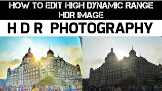 hdr photography   how to edit high dynamic photo   with smartphone