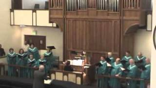 "Sanctuary Choir:  ""Christ Hath a Garden"""