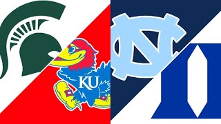 TOP 10 COLLEGE BASKETBALL TEAMS