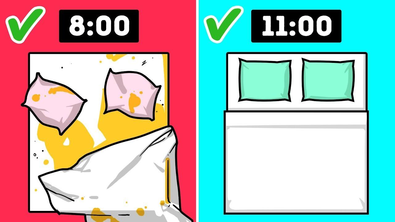 9 điều bạn không nên làm vào buổi sáng
