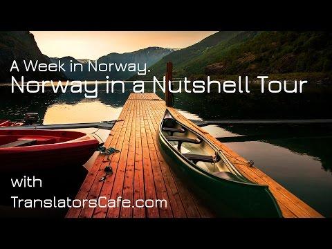 A Week in Norway. Norway in a Nutshell Tour