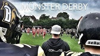 Münster Derby - Mammuts vs. Blackhawks - American Sportsday