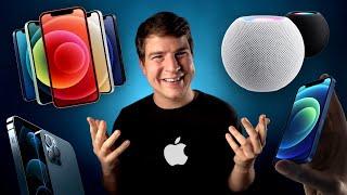 Erster Eindruck: iPhone 12 & HomePod mini!