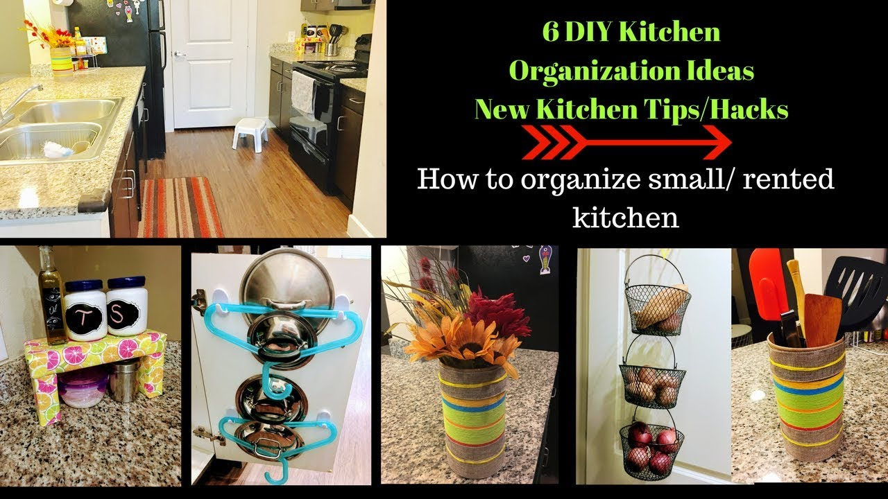 Diy Kitchen Storage Ideas Part - 45: Easy ( No Cost) Kitchen Organization Ideas - Kitchen Storage Ideas L  ReallIfe Realhome