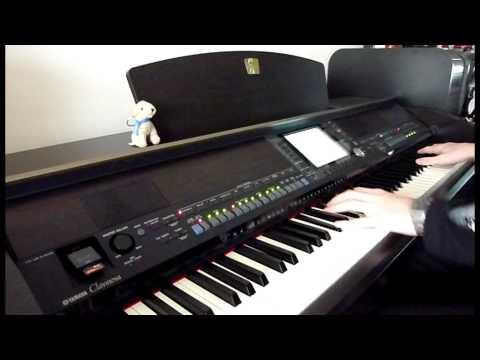 Mozart l'Opera Rock  - C'est bientôt la fin (piano cover)