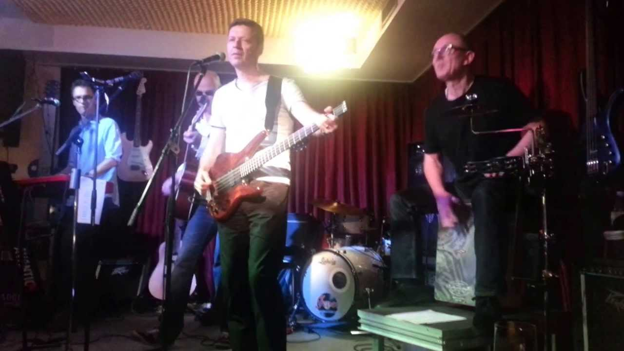 KIES Acoustic Punk Brown Sugar FeverDanceClub 18April 2013