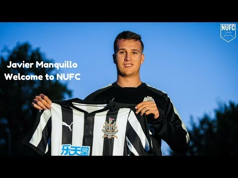 Javier Manquillo   Welcome To Newcastle United   Skills & Goals