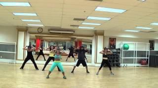 Al Ritmo Del Batuke & Acordeon - ABS / CORE Dance / Zumba® Fitness Choreography