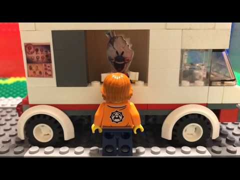 Мультфильм LEGO Ice scream (Мороженщик) HORROR GAME