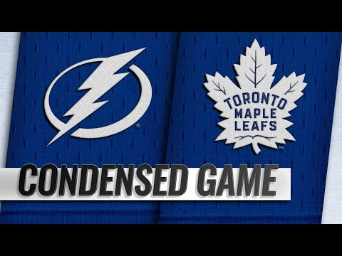 03/11/19 Condensed Game: Lightning @ Maple Leafs