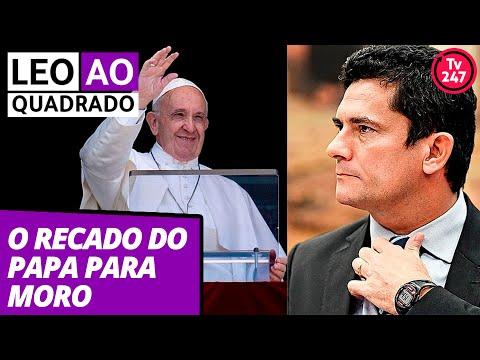 Leo ao quadrado: o recado do Papa para Lula