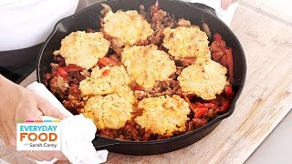One-pot Turkey Skillet Pie - Everyday Food With Sarah Carey