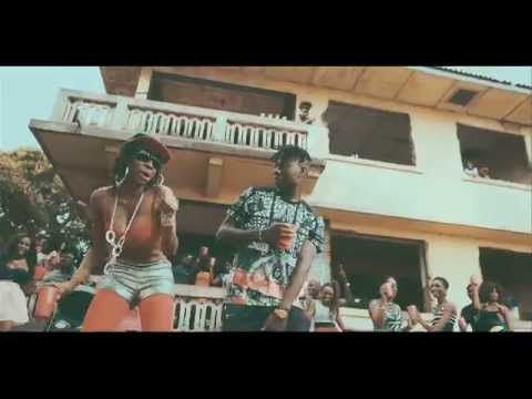 Ak Songstress ft StoneBwoy Machine Man Official Video