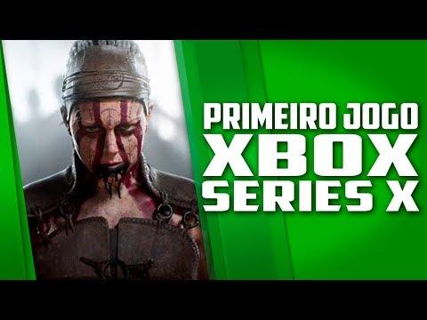 O PRIMEIRO jogo do XBOX SERIES X – Hellblade 2