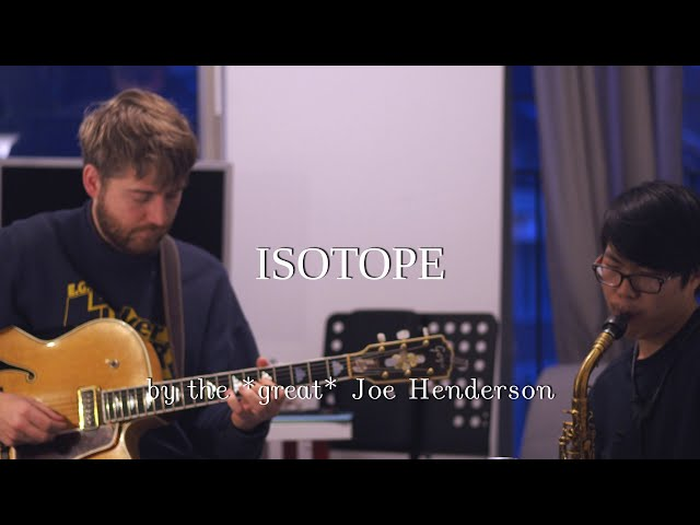 Isotope - Austin Zhang Apartment Sessions ft. Jonathan Dafgård