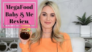MegaFood Baby & Me Review
