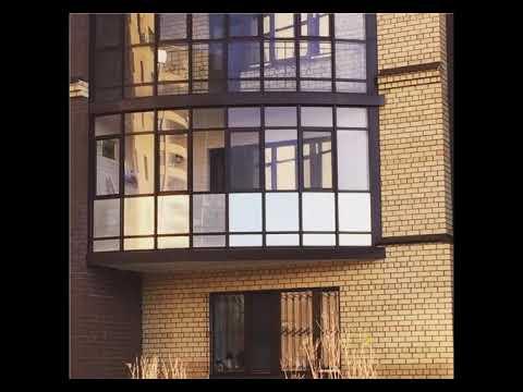 Тонирование/тонировка окон балконов офисов квартир Тюмень ...
