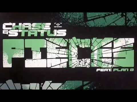 Pieces (my Remix) - Chase and Status feat. Plan B