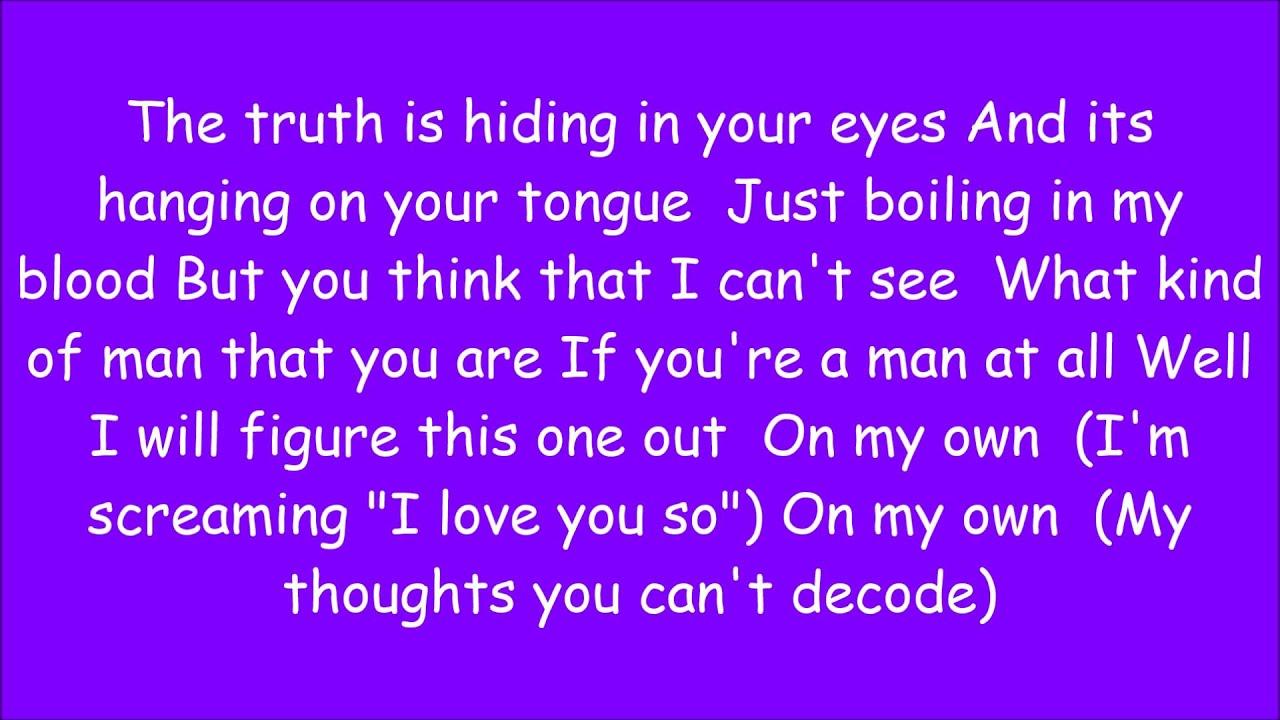 Paramore - Decode - Lyrics - YouTube Paramore Decode Lyrics