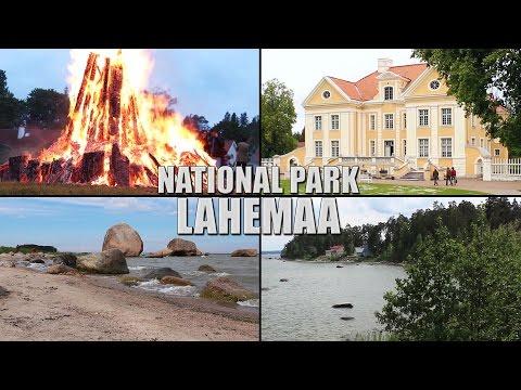 ESTONIA / LAHEMAA  - National Park and Manor Highlights