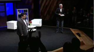 Robert Gupta: Music is medicine, music is sanity(http://www.ted.com Robert Gupta, violinist with the LA Philharmonic, talks about a violin lesson he once gave to a brilliant, schizophrenic musician -- and what he ..., 2010-03-26T16:07:14.000Z)