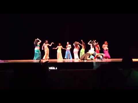 Presentación en el Teatro de la Ciudad Emilio Rabasa