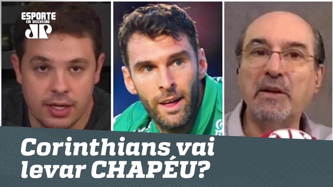 Xii! Corinthians vai levar CHAPÉU por BOSELLI? Veja DEBATE!