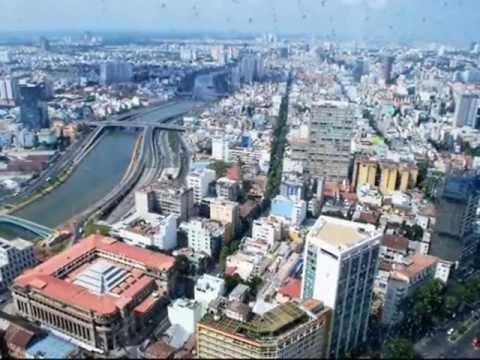 Happy Birthday to Emma - A Day Around Ho Chi Minh City - Vlog Footage