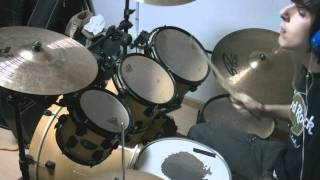 NoZone- Annihilator drum cover by Manuman94