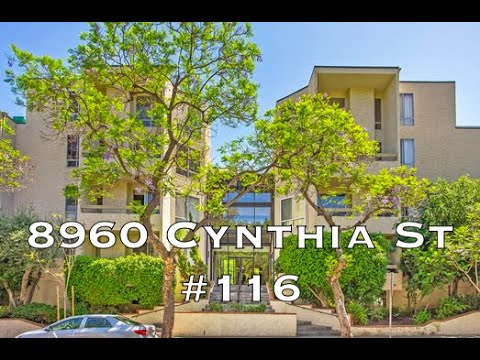 8960 Cynthia St #116, West Hollywood CA 90069