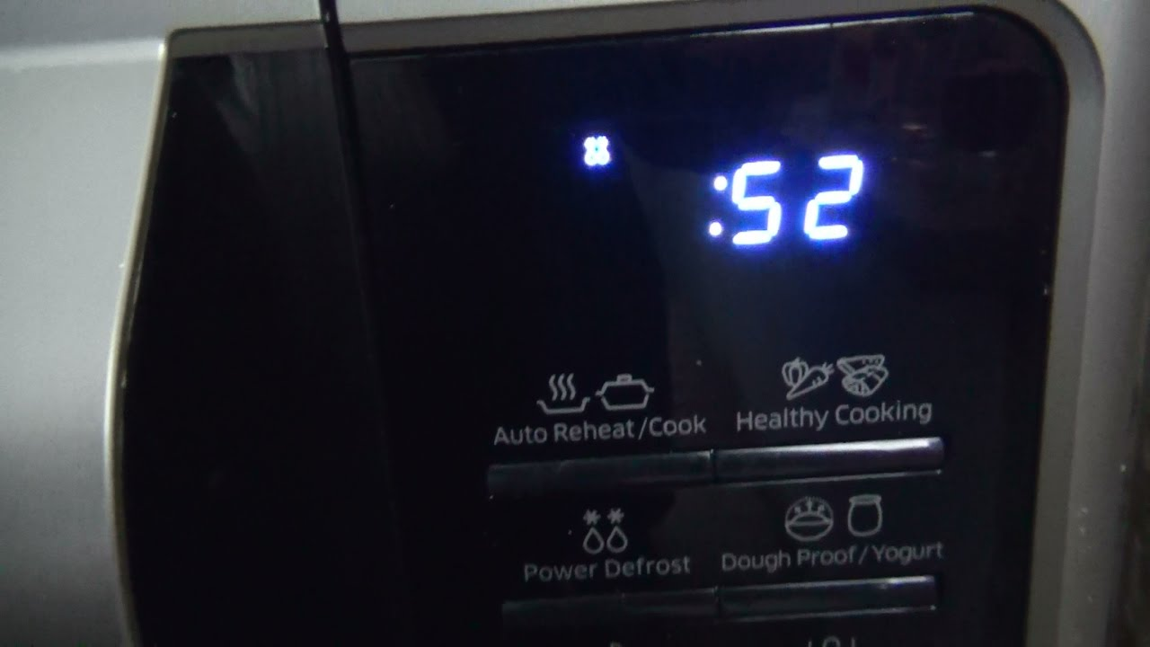 Siemens Kühlschrank Alarm Piept : Samsung mikrowelle signalton ausschalten piepton aus how to