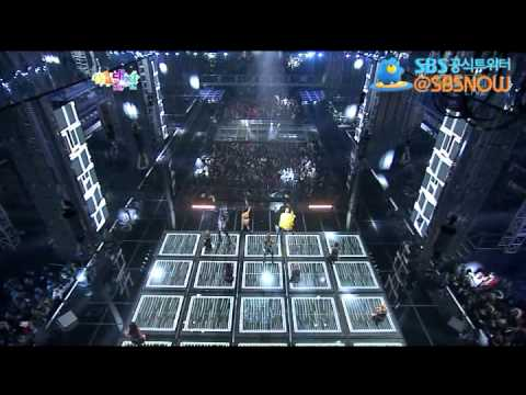 [2NE1]  I Love You - 2012 가요대전